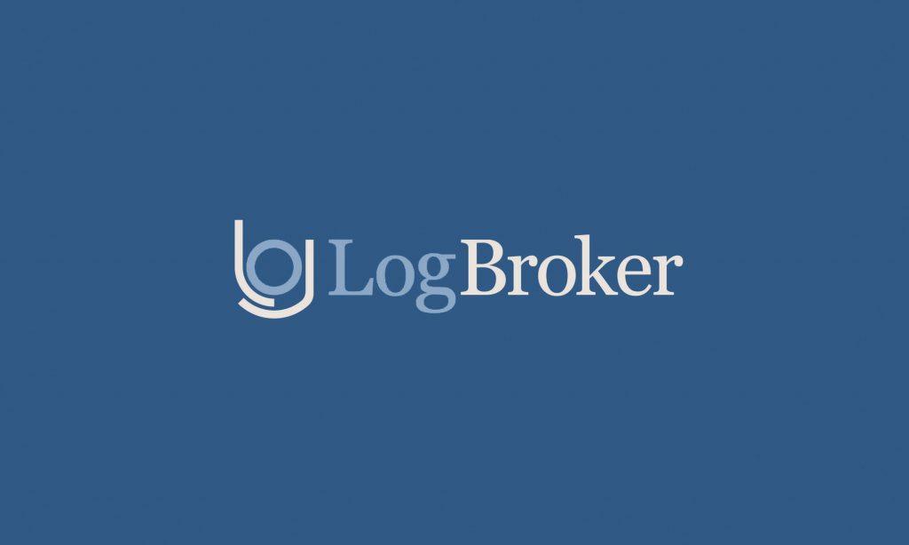 Logo_LogBroker_negativ
